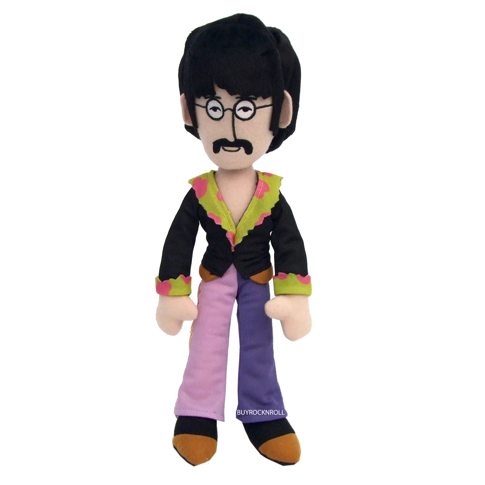 The Beatles Collectible 2020 Yellow Submarine Band Member Plush Doll Box Set