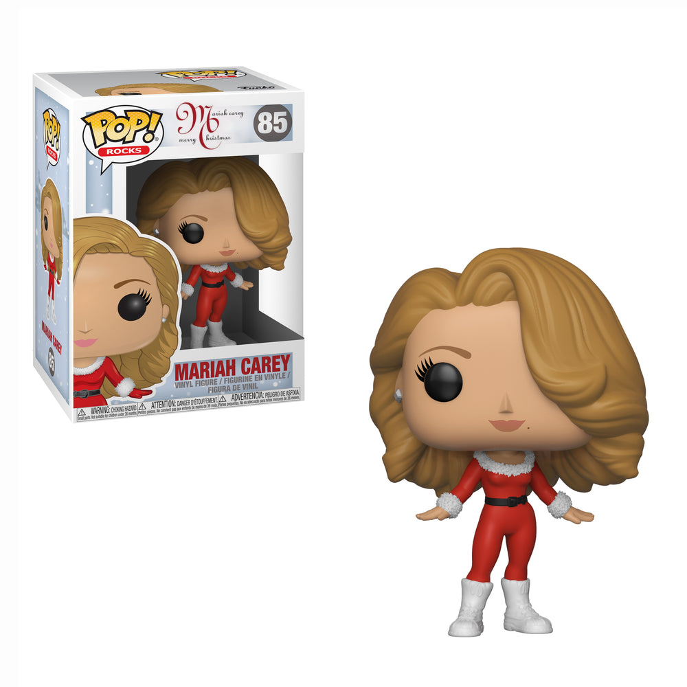 Mariah Carey Collectible: Handpicked 2018 Funko Pop! Rocks Vinyl Figure #85
