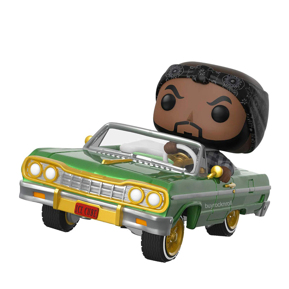 Ice Cube Handpicked Collectible 2020 Funko Pop! Rides Ice Cube In Impala Vinyl Vehicle Figure