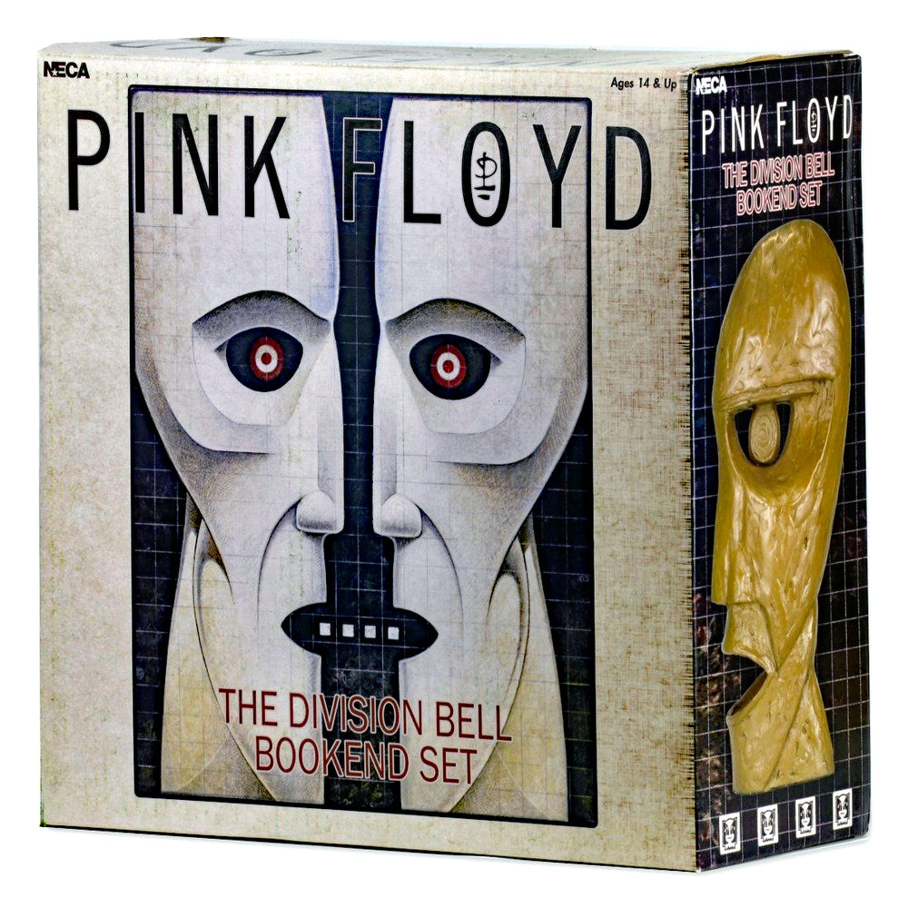 Pink Floyd Collectible - NECA 2015 The Division Bell Bookends Sculptures