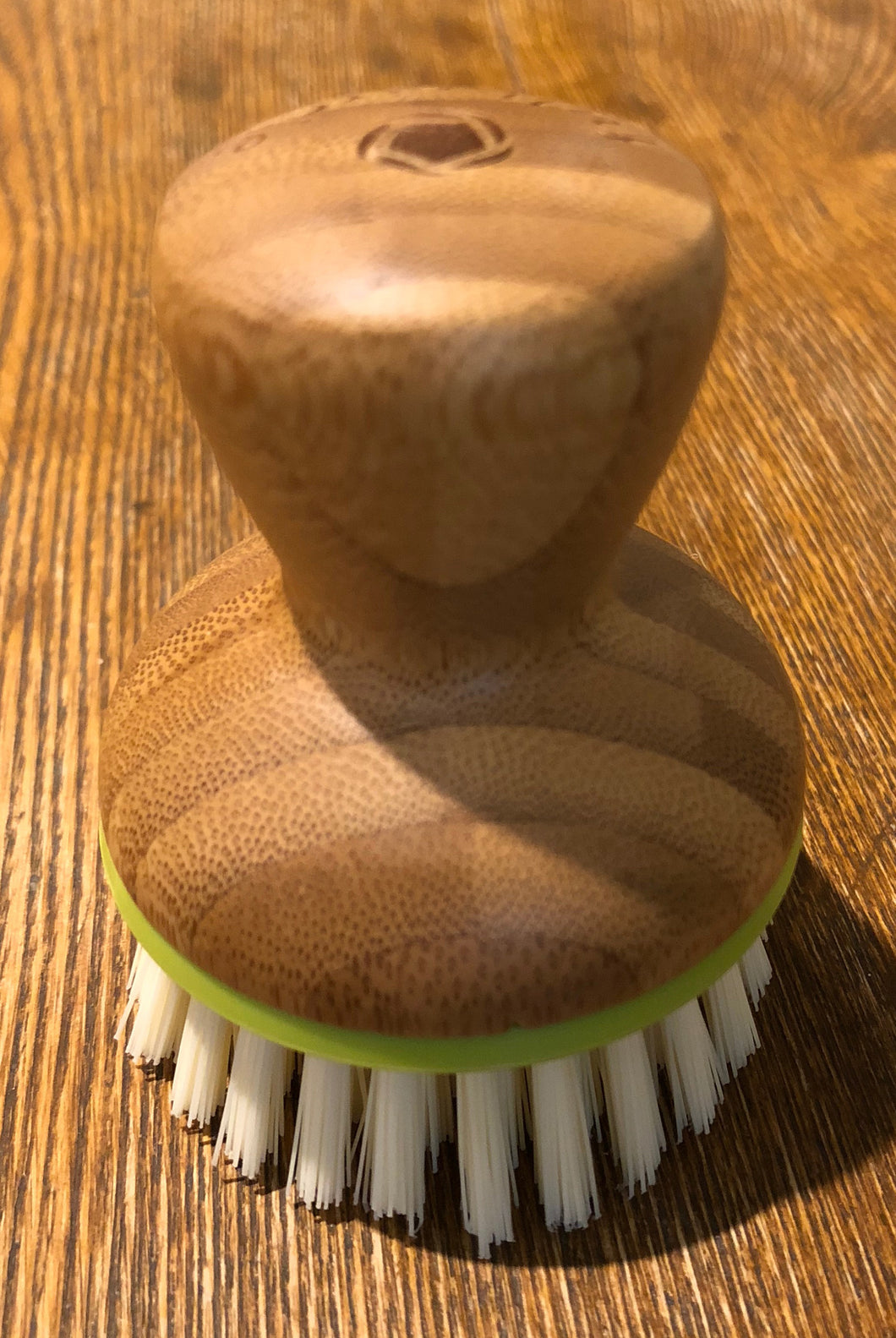 Bamboo Vegetable or Pot Scrubber
