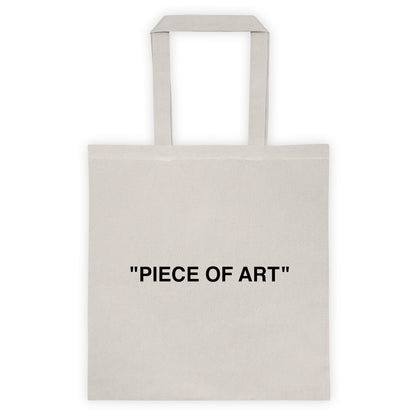 Piece of Art Tote bag
