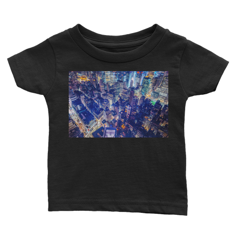 City by Night Infant Tee