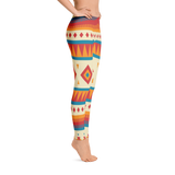 Native Pattern Leggings
