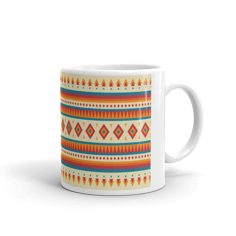 Native Pattern Mug