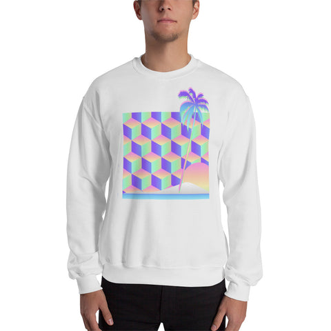 Neon Summer Sweatshirt