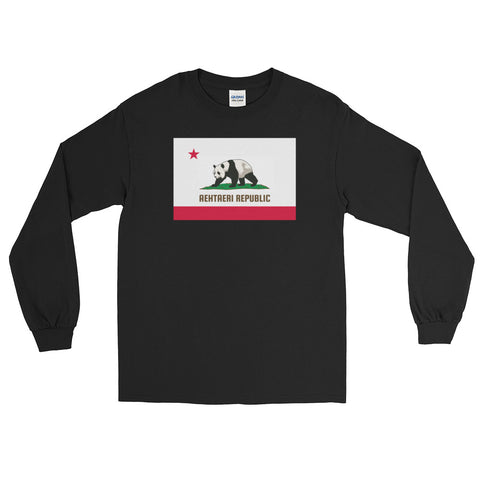 Aehtaeri Republic Long Sleeve T-Shirt