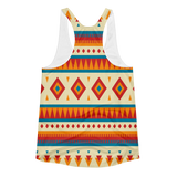 Native Pattern Women's Racerback Tank