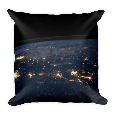 The Stockshirt Views Square Pillow