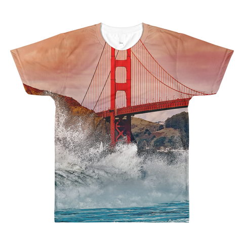 The Stockshirt San Francisco All-Over Printed T-Shirt