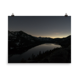 Morning Light Photo paper poster
