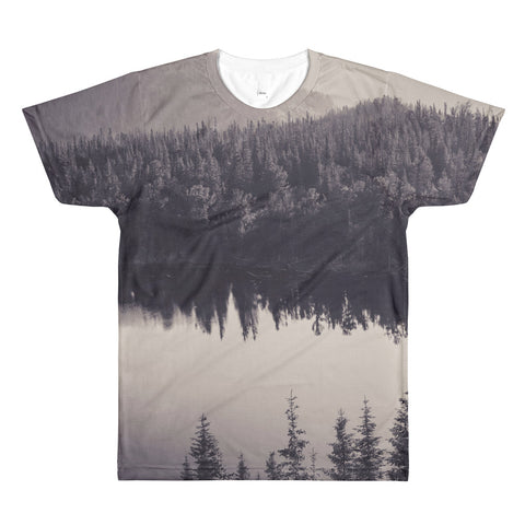 The Stockshirt Forest Sublimation t-shirt