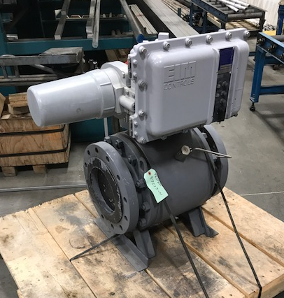 "10"" 300 lb Grove Valve for Sour Service - Unused Surplus"