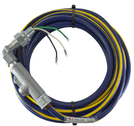 CA-40 Cord Assembly, for Hazardous Locations