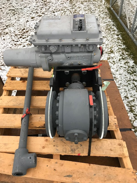 "4"" 300 lb Grove Valve for Sour Service - Unused Surplus"