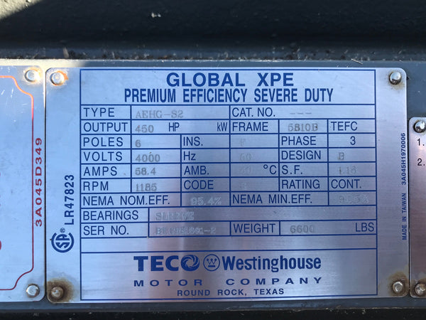 Sulzer 14x14x26 HSA 1 STG Pump - Unused