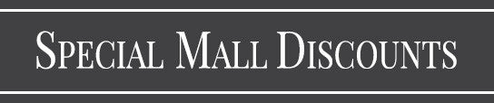 Special Mall Discounts