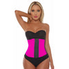 Sport Latex/GYM Waist Cincher w/ 3-Hooks