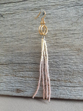 Long Blush Tassel