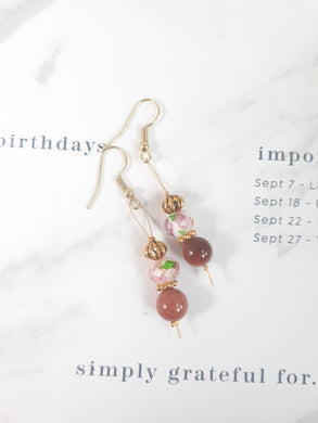 Rose + Goldstone
