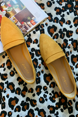 Jane Flats Shoes