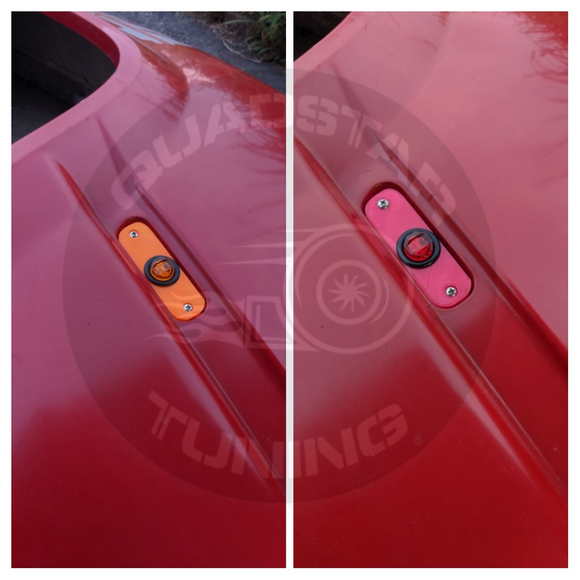 Dually Fender Clearance Lights
