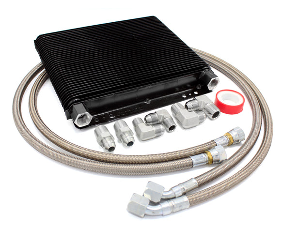6.5L Blue Ribbon Oil Cooler Kit