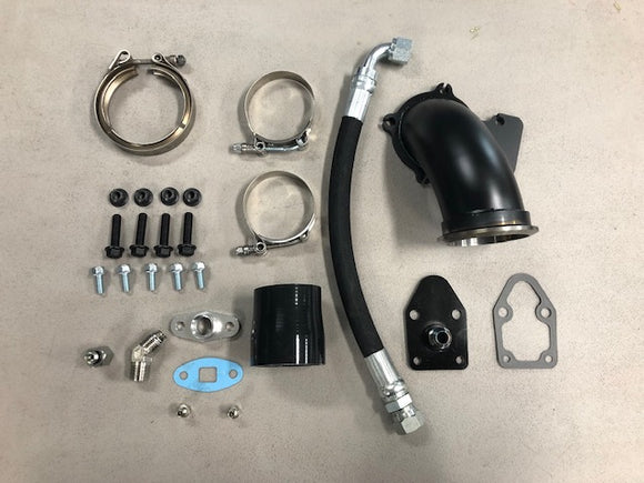 Holset Turbocharger Install Kit