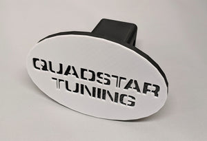 Quadstar Tuning Hitch Cover