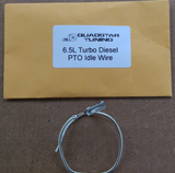 PTO High Idle Wire