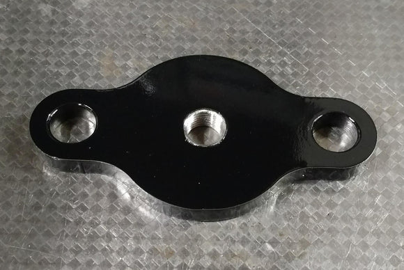 Threaded Coolant Block Plate