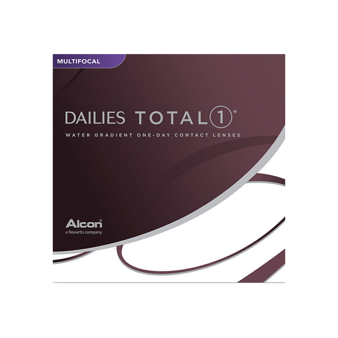 Alcon Dailies Total 1 Multifocal One Day Contact Lenses 90 Pack