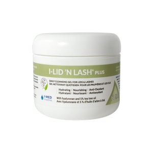 I-Lid 'N Lash Plus Wipes