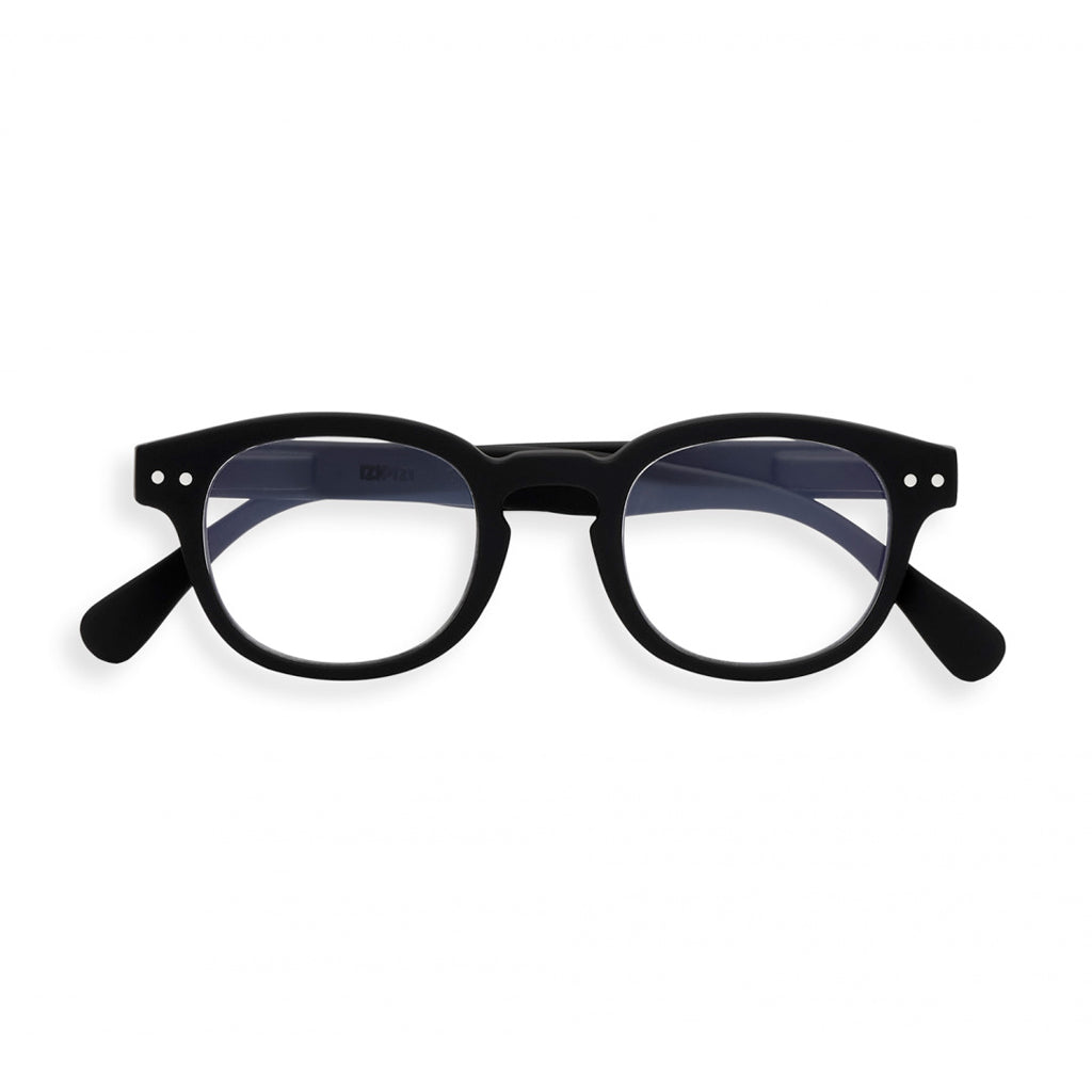 IZIPIZI Junior Screen Reading Glasses #C in Black