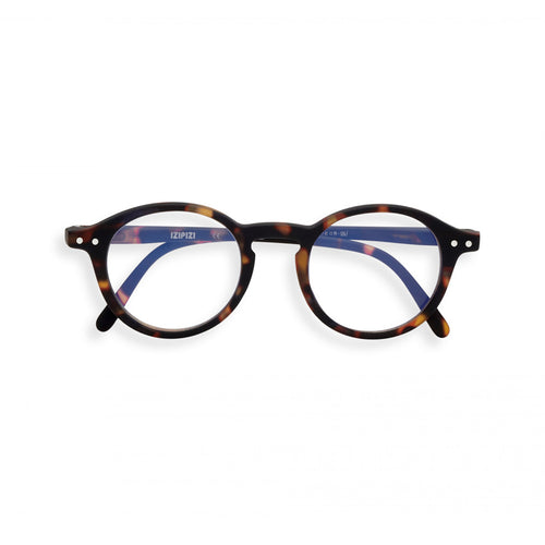 IZIPIZI Junior Screen Reading Glasses #D in Tortoise