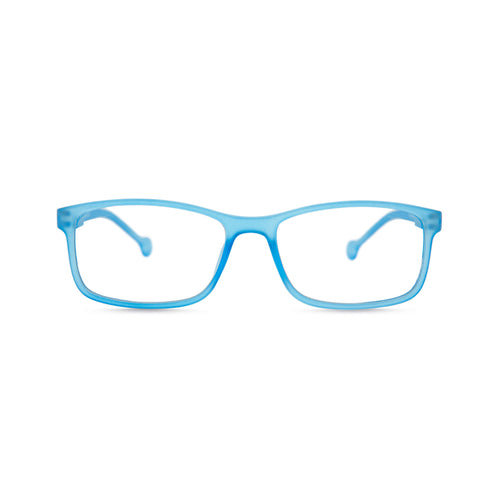 Parafina Tamesis Reading Glasses Blue Front View