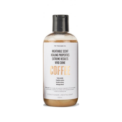 Try This Hair Co. Coffee Conditioner 500mL Bottle