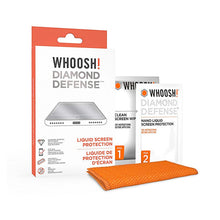 WHOOSH! Diamond Defense Nano Liquid Screen Protector Wipe