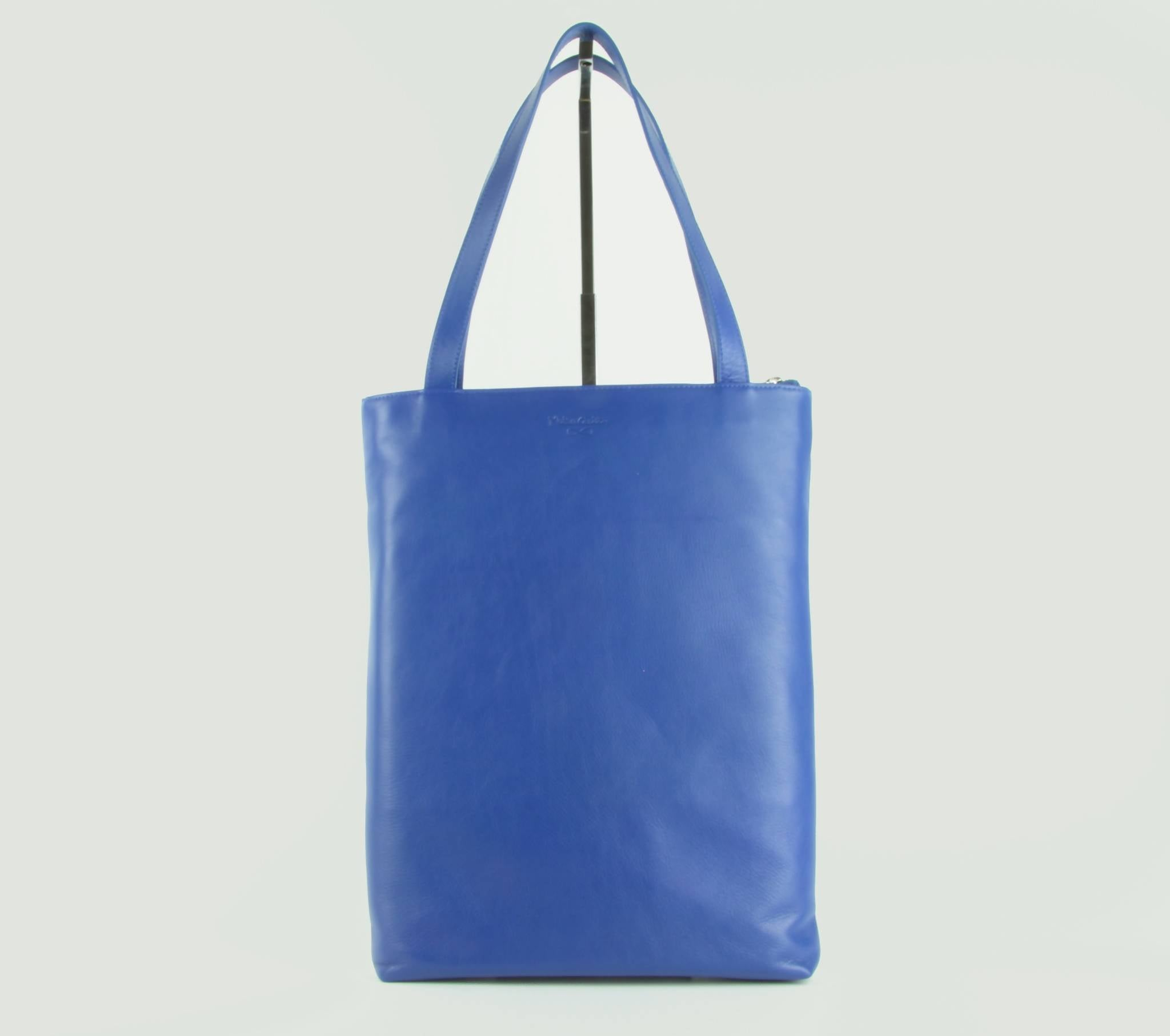 Tote bag Makona blue / Laptopbag