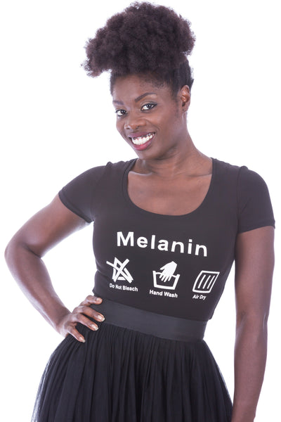 MELANIN STATEMENT SHIRT
