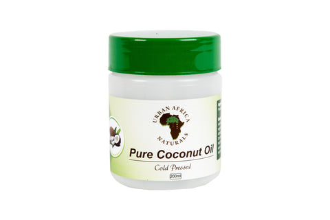 Cold Pressed Coconut Oil