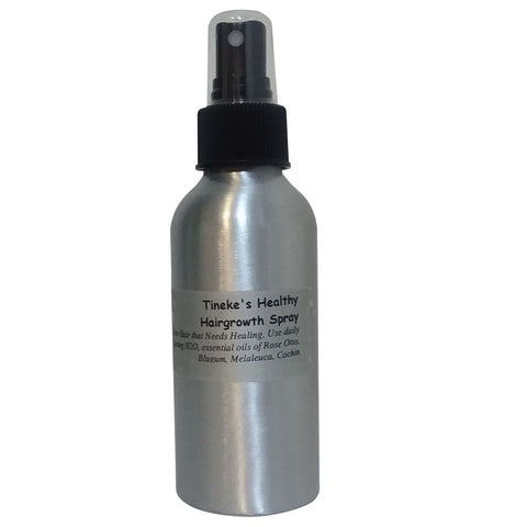 Tineke's Healthy Hair Growth Spray