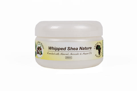 Whipped Shea Nature Hair & Body Cream