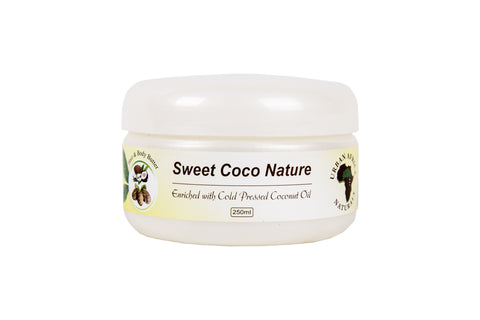 Sweet Coco Nature Hair & Body Cream