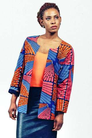FOSU BLAZER (ORANGE)