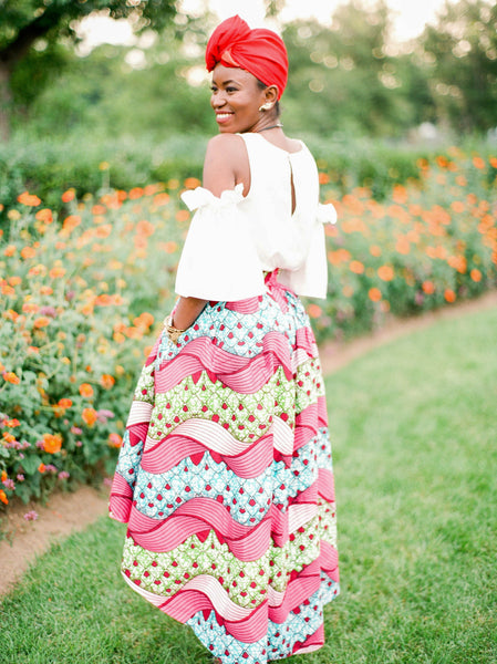 Lily High low skirt