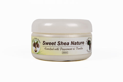 Sweet Shea Nature Hair & Body Cream