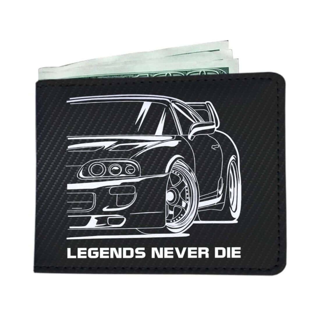 MK4 Legends Never Die - Car Wallet