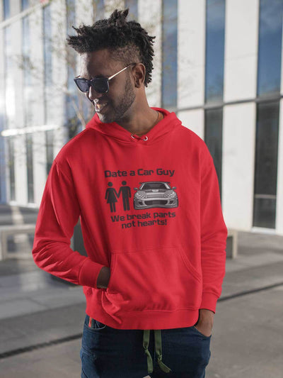 Japanese car printed on red car hoodie, JDM sweatshirt, car guy gift, car lover, car fan, car enthusiast, petrolhead, JDM lover, boyfriend gift idea