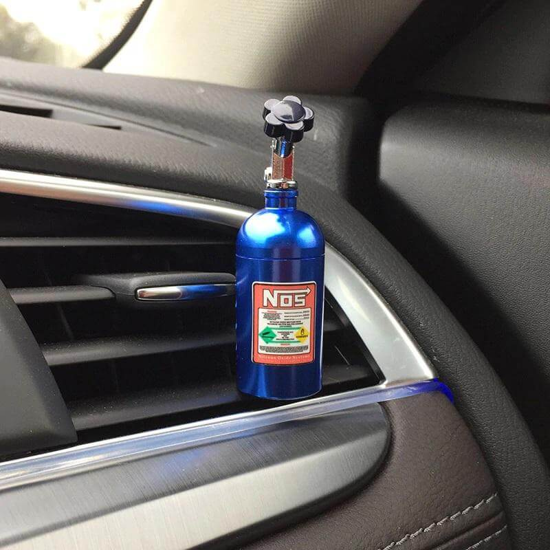 NOS Bottle - Car Air Freshener